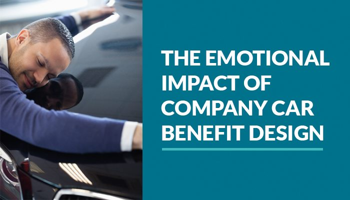 The Emotional Impact of Company Car Benefit Design