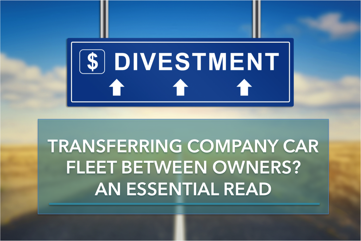 Transferring Company Car Fleets Between Owners? An ESSENTIAL Read
