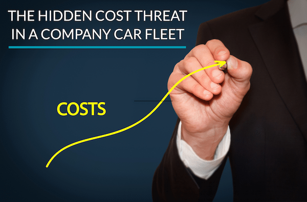 The Hidden Cost Threat in a Company Car Fleet