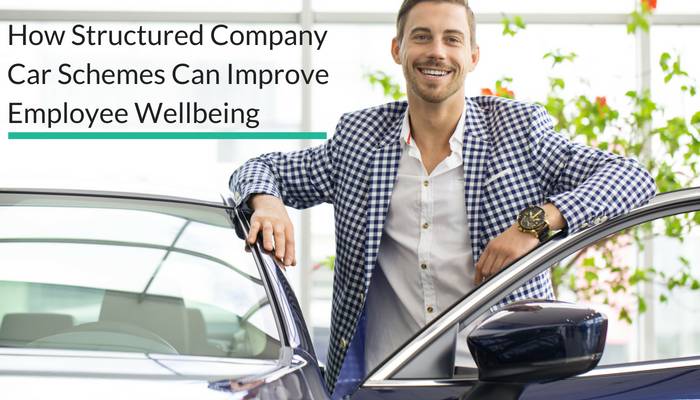 How Structured Company Car Schemes Can Improve Employee Wellbeing